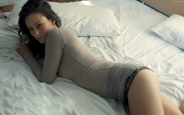Olivia Wilde, goddess and creator of wildethings.org