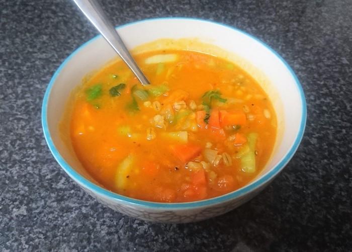 uk squash soup